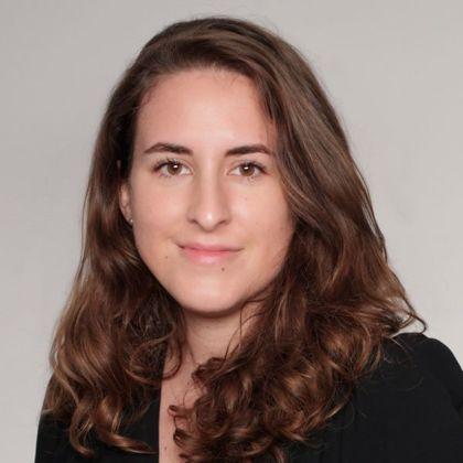 Portrait of Julie Guillemet