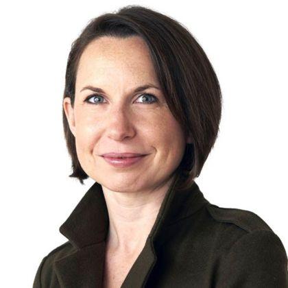 Portrait of Marie Scott