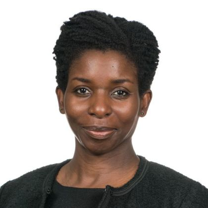 Portrait of Chinyelu Oranefo
