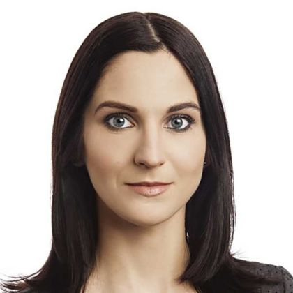 Portrait of Vesna Tišler