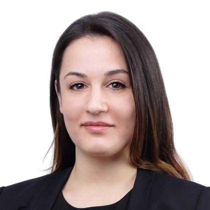 Portrait of Sanela Fürstenberg