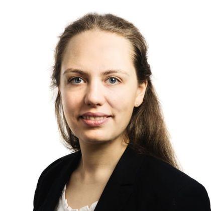Portrait of Daphne Brunkhorst