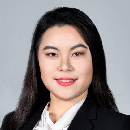 Portrait of Xiao Xiao