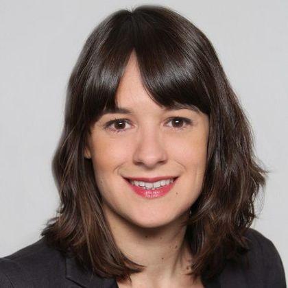 Portrait of Virginie Roche