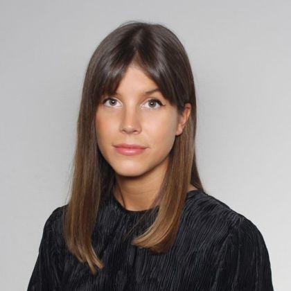 Portrait of Hélène Brin