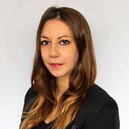 Portrait de Myriam Issad