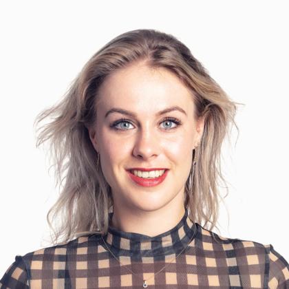 Portret van Sophie Klaversteijn