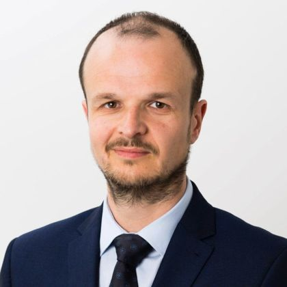Portrait of Stephen Millar