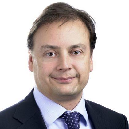 Portrait of Mark Ziekman