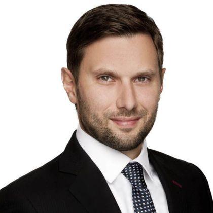 Portrait of Lukáš Hejduk