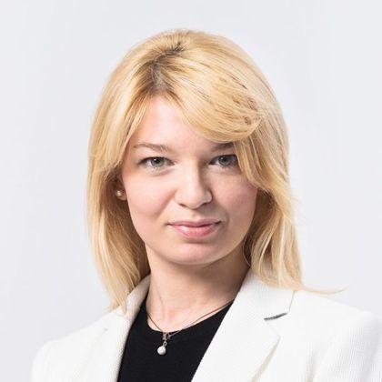 Portrait of Tatyana Yosifova
