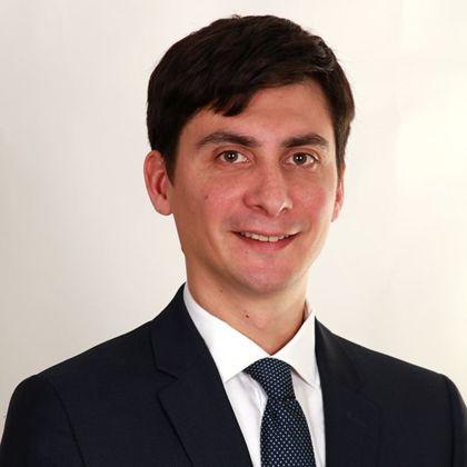 Portrait of Luca Odorizzi