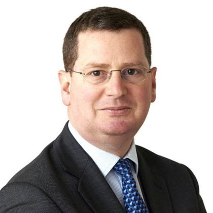 Portrait of Patrick Speller