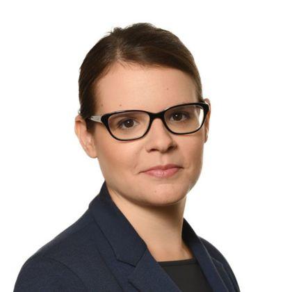 Portrait of Agnieszka Kałwa