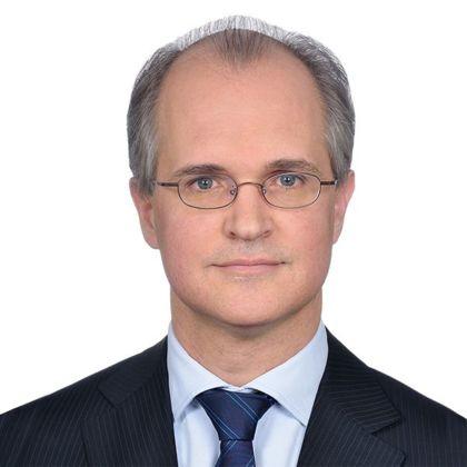 Portrait of Martin Wodraschke