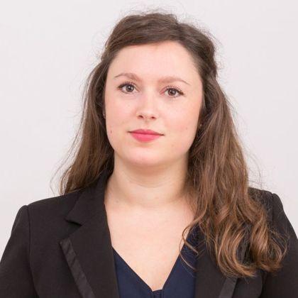 Portrait of Aurélia Budzik