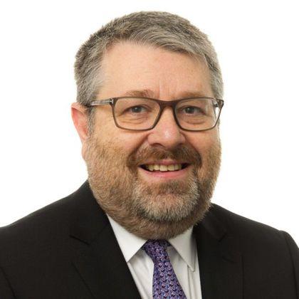 Portrait of Andrew Besser