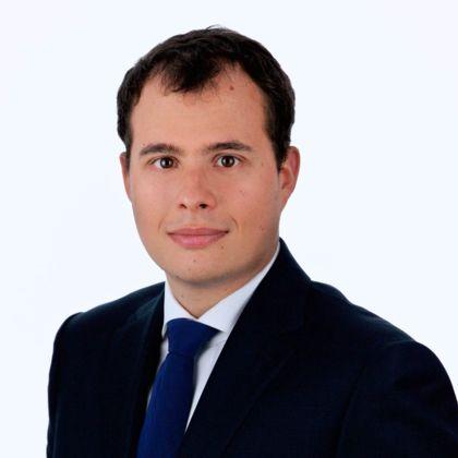 Portrait of Florian Baron