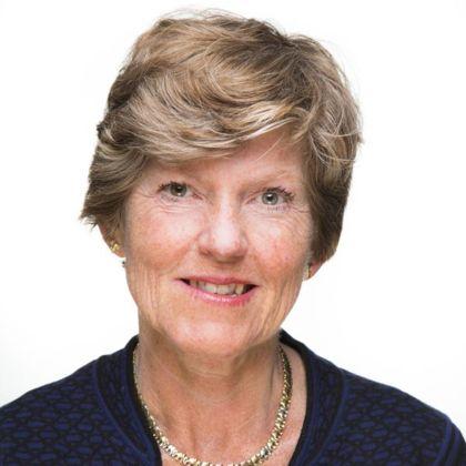 Portret van Ineke Ruiter - Overbeeke