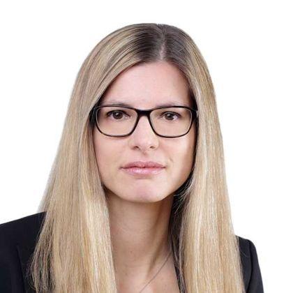 Portrait of Gabriela Staber