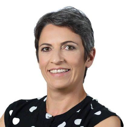 Portrait of Ivana Blagojević