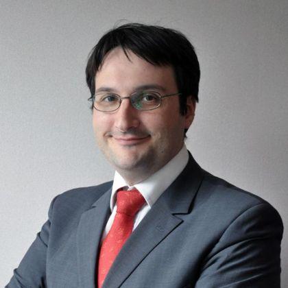 Portrait de Benoît Foucher