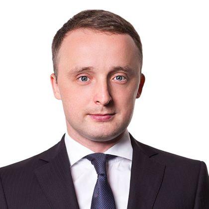 Portrait of Vitaliy Radchenko
