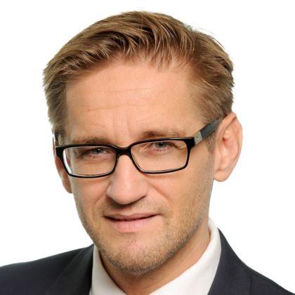 Portrait of Arkadiusz Korzeniewski
