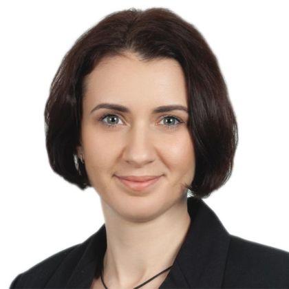 Portrait of Olga Shenk