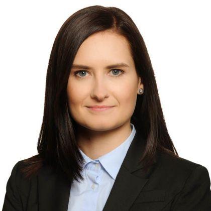 Portrait of Karolina Zając