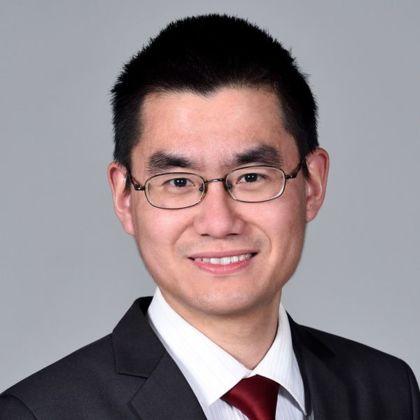 Portrait of Gilbert Shen