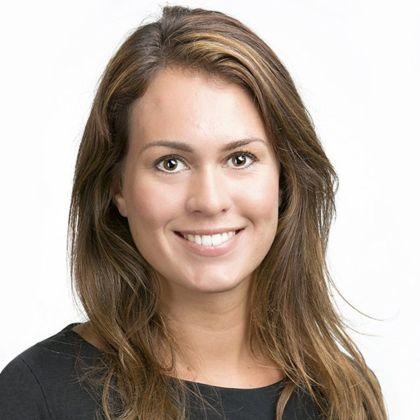Portrait of Michelle Brink