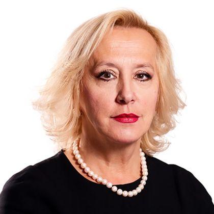 Portrait of Nedžida Salihović-Whalen
