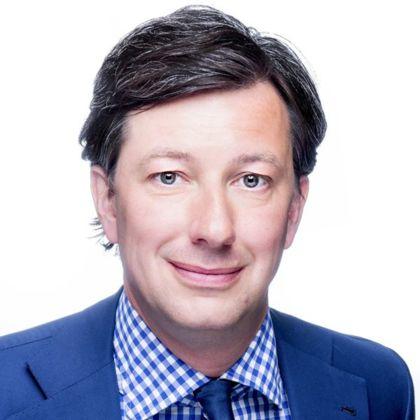Portret van Martijn Bie