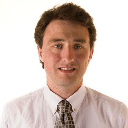 Portrait of Bruno Fonteyn