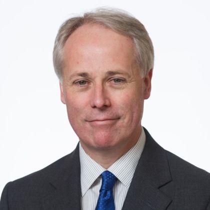 Portrait of Mark Heighton