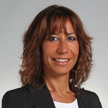 Portrait of Laura Opilio