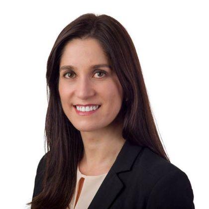 Portrait of Michelle Barclay