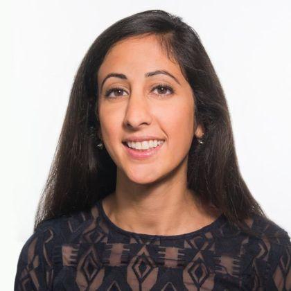 Portrait of Lida Achtari