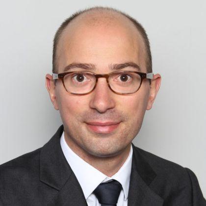 Portrait de Xavier Cambier
