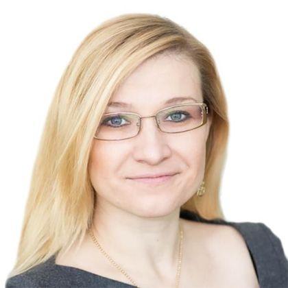 Portrait of Maria Orlyk