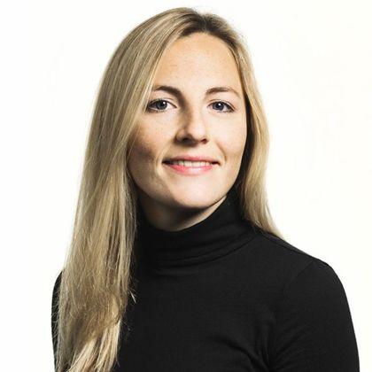 Portrait of Sofie Kusters