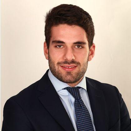 Portrait of Saverio Brocchi