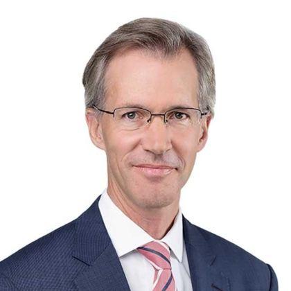 Portrait of Günther Hanslik