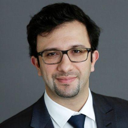 Portrait of Samir Sayah