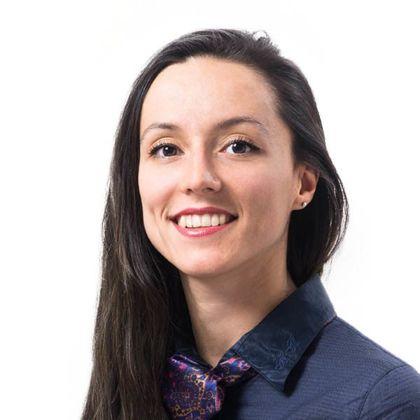 Portrait of Borislava Piperkova