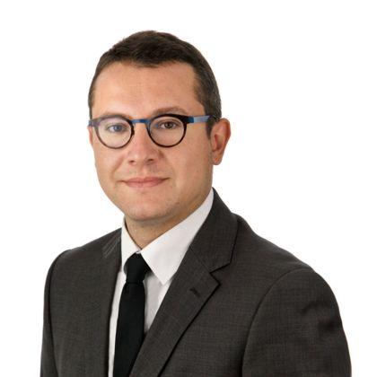 Portrait of Matias Labé