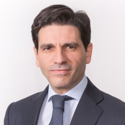 Portrait of César Navarro