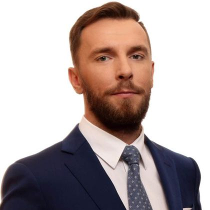 Portrait of Mateusz Wosiek