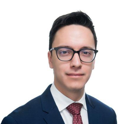 Portrait of Luis Mora